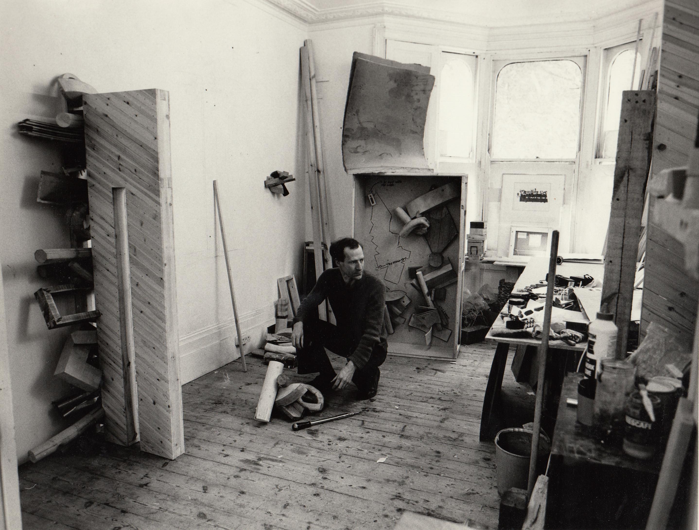 The studio 1980